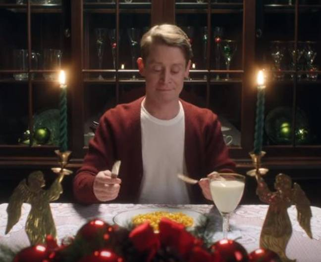 Macaulay Culkin features in Google's new advertisement. Credit: Google/Google Assistant