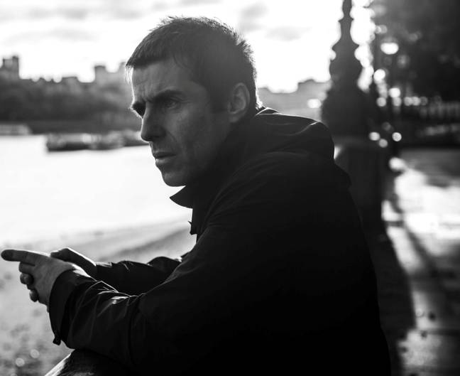 Liam Gallagher reckons Yorkshire Tea is the best... he thinks much less of PG Tips. Credit: Altitude Films
