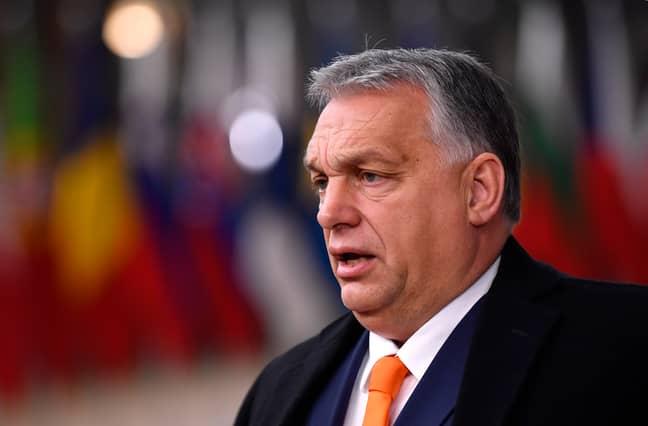 Hungary's nationalist PM, Viktor Orban. Credit: PA