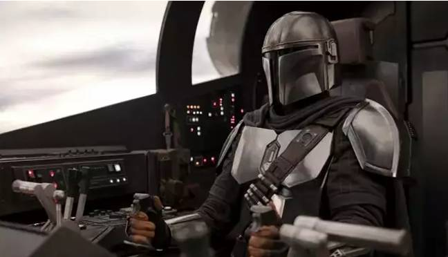 Season two of The Mandalorian is due to come out in October. Credit: Disney
