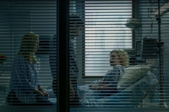 Ozark will be back on 27 March. Credit: Netflix