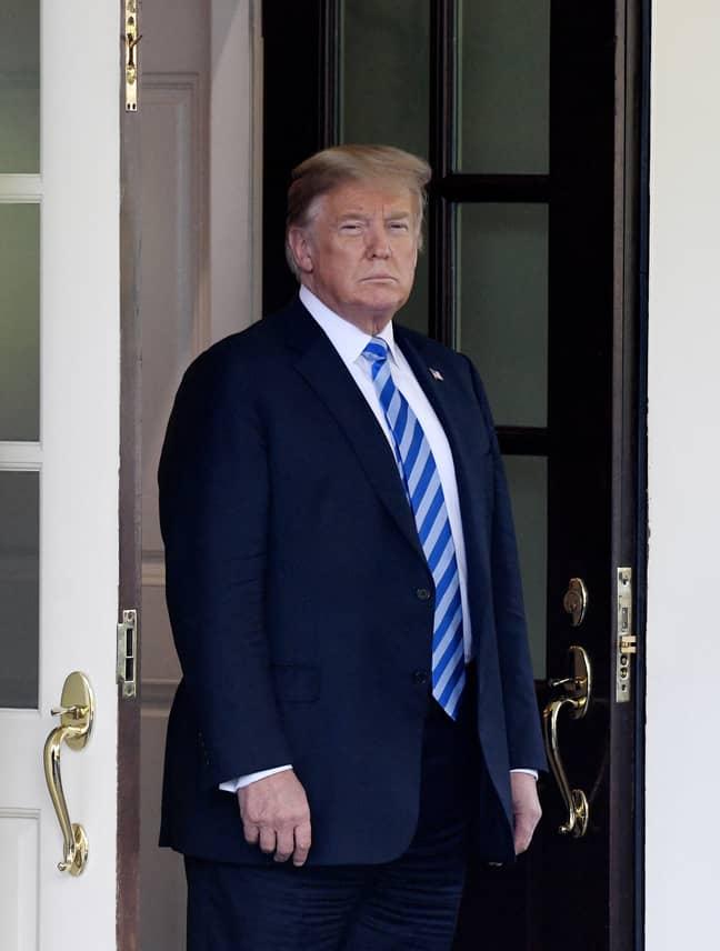 Donald Trump. Credit: PA