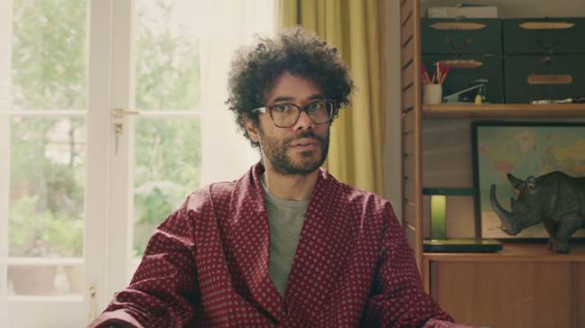 IT Crowd star Richard Ayoade is the third favourite to become the next Doctor