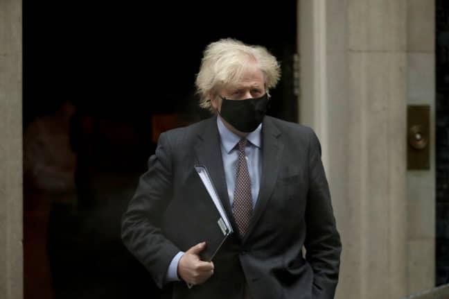 Boris Johnson set out a roadmap to easing lockdown this week. Credit: PA