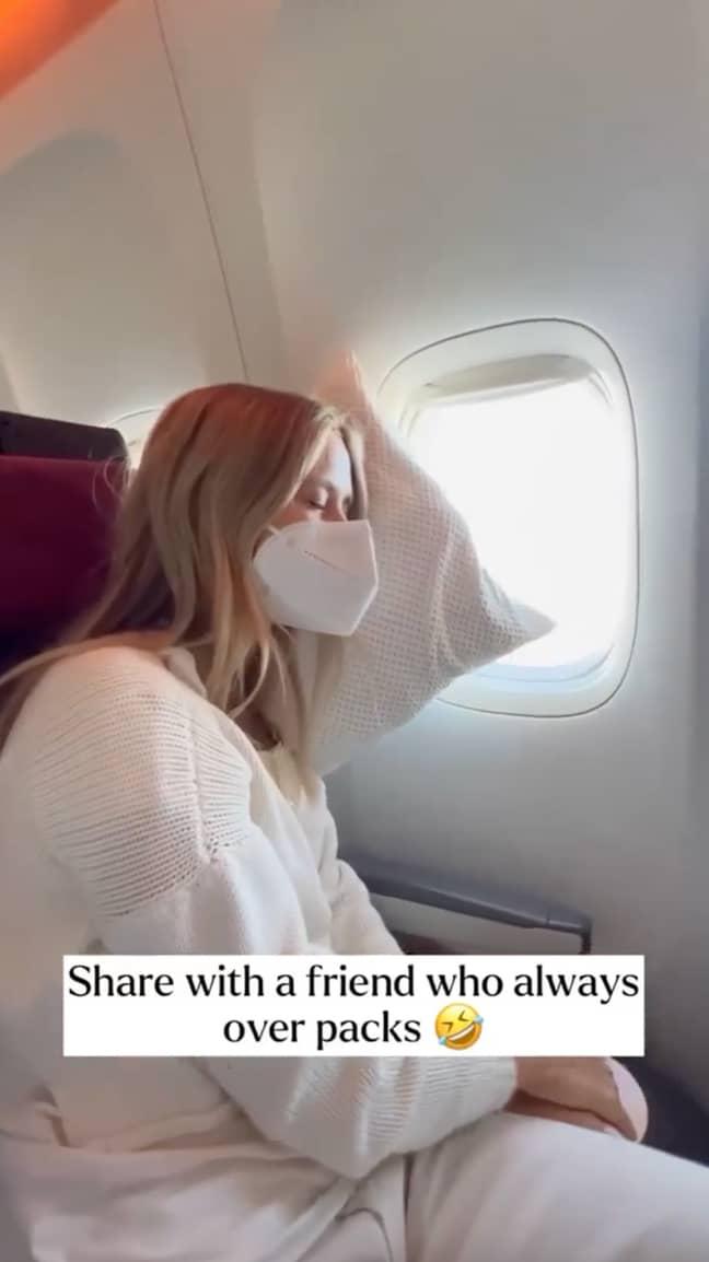 Credit: Instagram / mariefeandjakesnow