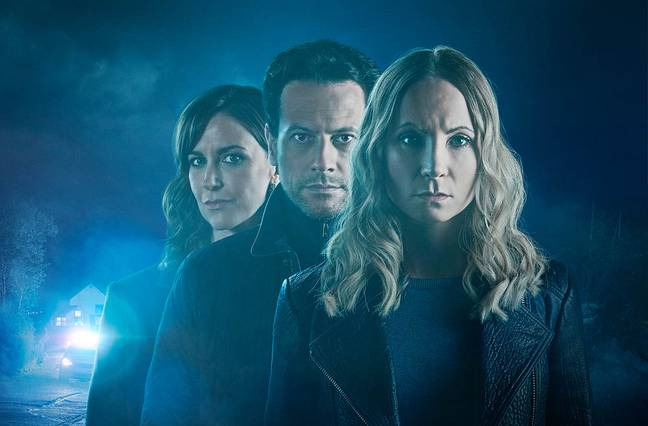 Liar will be back tonight with a six-part series starring Joanne Froggatt, Ioan Gruffudd and Katherine Kelly. Credit: ITV