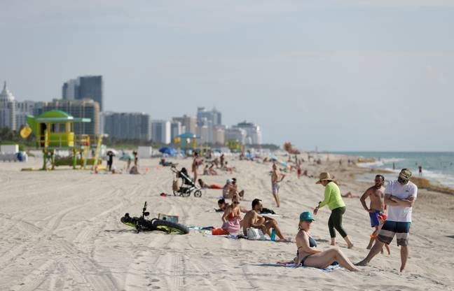 Miami, Florida. Credit: PA