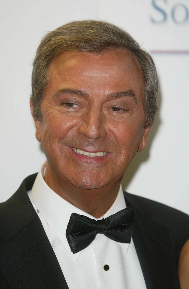 Des O'Connor has passed away at the age of 88. Credit: PA