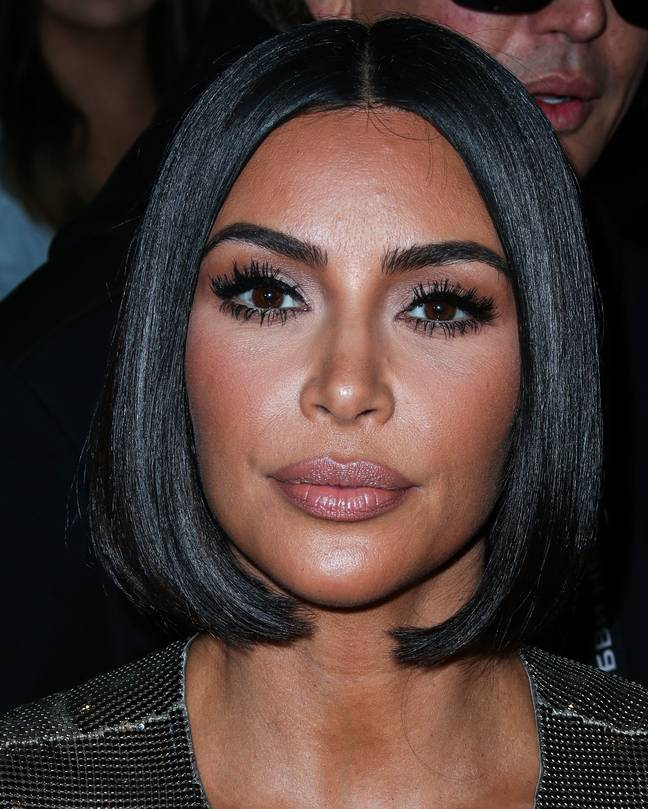 Perhaps this is not the way to end up with lips like a Kardashian. Credit: PA