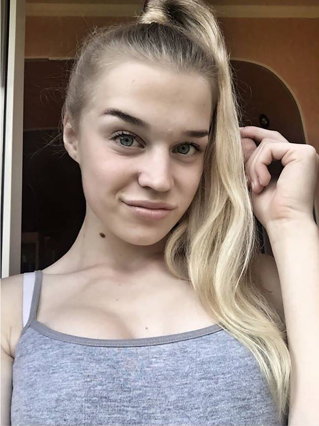 Anastasia Kashuba has also been identified by Russian media. Credit: East2West News