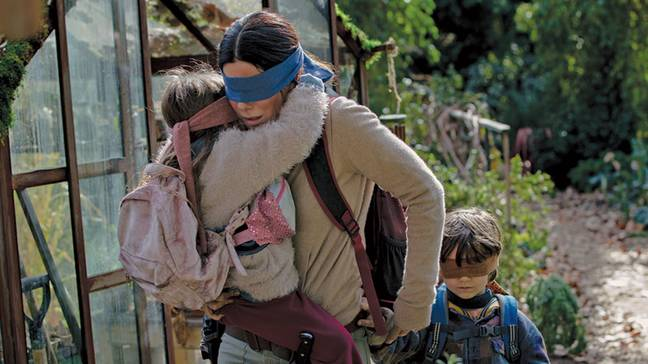 'Bird Box' has broken records with more than 45 million accounts watching the horror. Credit: Netflix