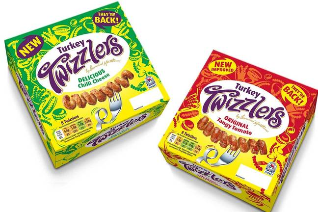 Iceland will restock on Turkey Twizzlers on 7 September. Credit: Bernard Matthews