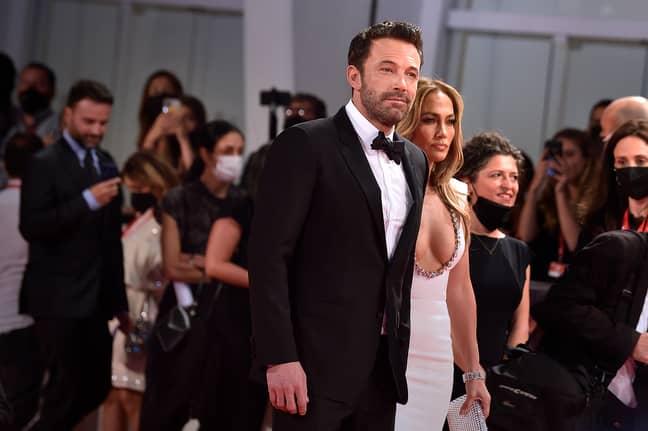 Ben Affleck made a recent appearance with Jennifer Lopez. Credit: PA