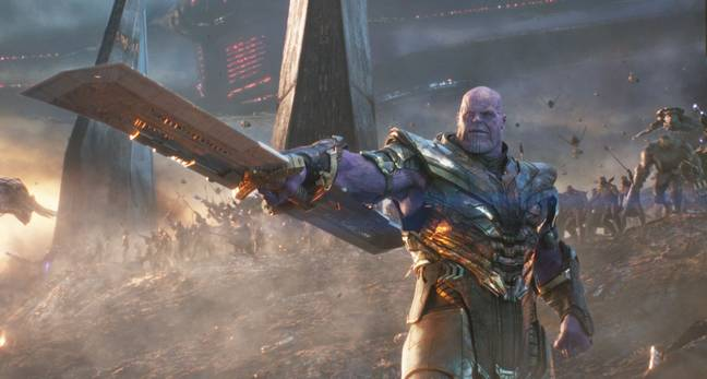 Avengers: Endgame has become the highest-grossing film ever. Credit: Marvel