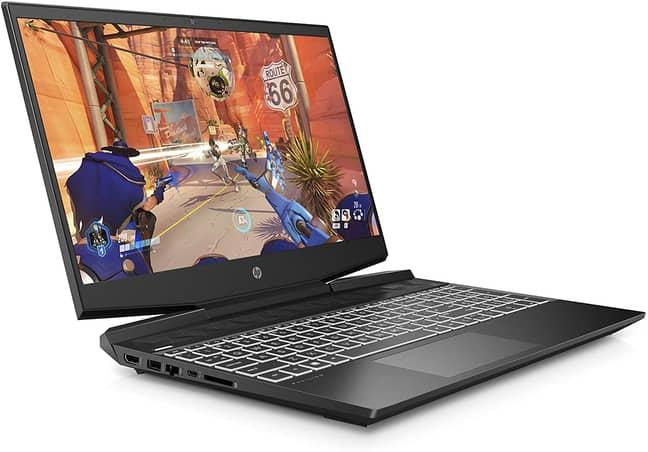 Stunning HP Pavilion 15-dk1019na Laptop