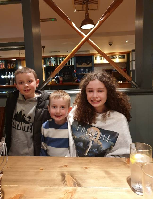 Stacey's family love a Premier Inn stay. Credit: Jam Press