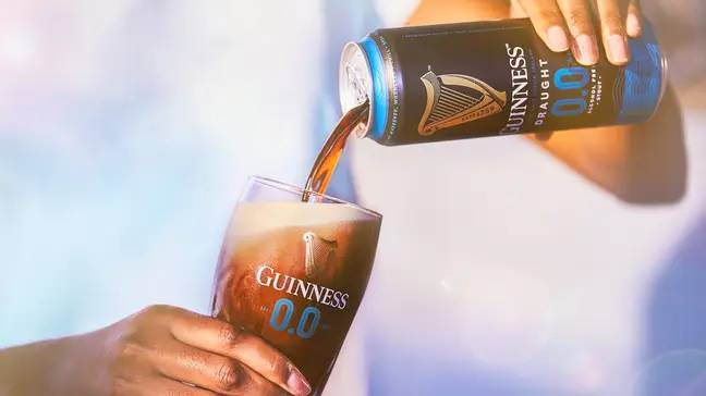 Perfect if ya fancy Guinness for breakfast. Credit: Guinness