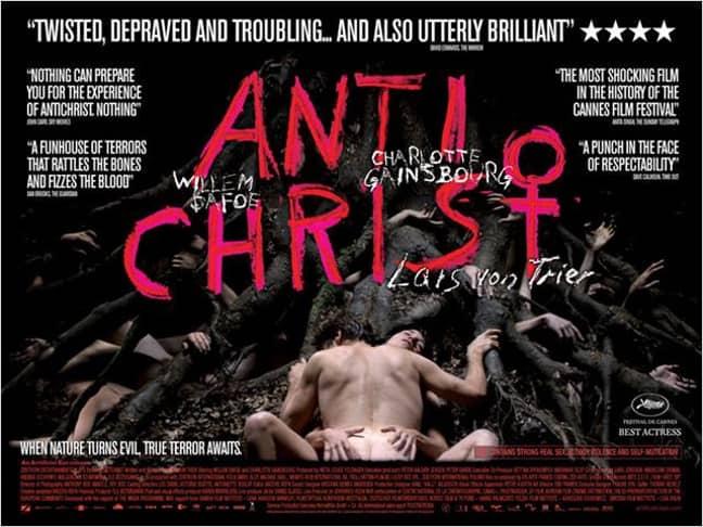 Antichrist. Credit: Nordisk Film Distribution