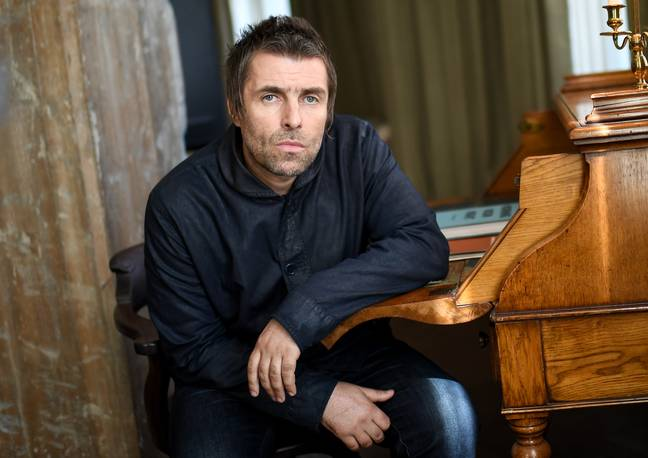 Former Oasis Band Member Liam Gallagher. Credit: PA