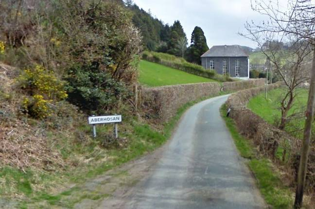 Villagers struggled to connect to the internet for 18 months. Credit: Wales News Service