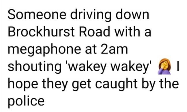Credit: Facebook/Gosport Police