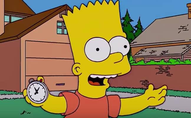 The Simpsons/Fox