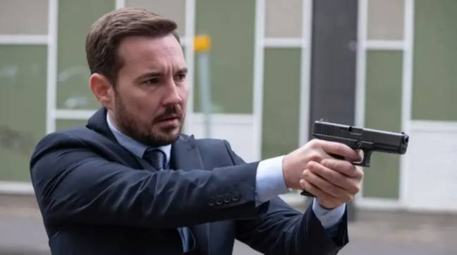 Martin Compston has said that the cast and crew 'genuinely' don't know about the show's future