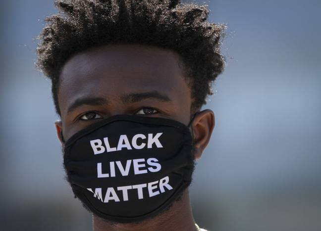 The Black Lives Matter movement has been nominated for the 2021 Nobel Peace Prize. Credit: PA
