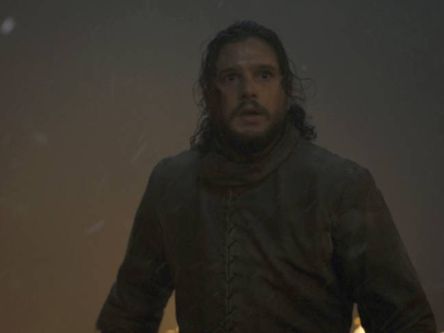 Jon Snow. Credit: HBO