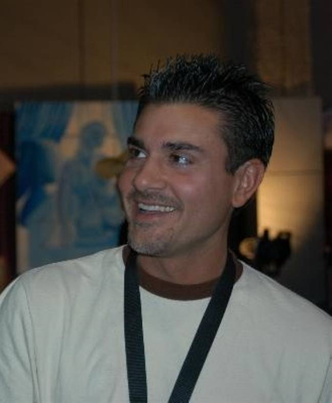 Michael Stefano back in 2005. Credit: Jon Dough/Wikimedia Commons