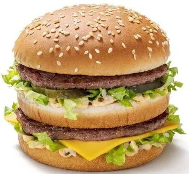 Customers can also pick up a Big Mac for 99p. Credit: McDonald's