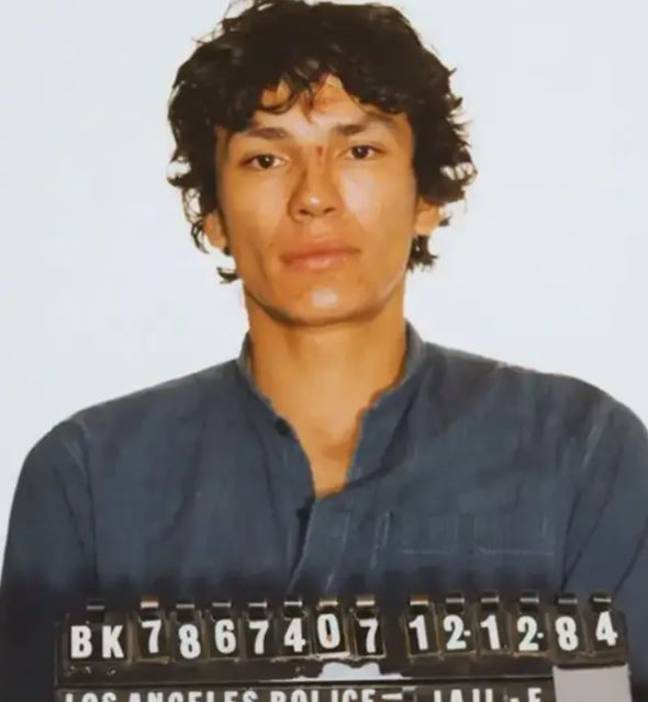 The documentary about Richard Ramirez has been branded 'too graphic' by some viewers. Credit: Los Angeles Police Department