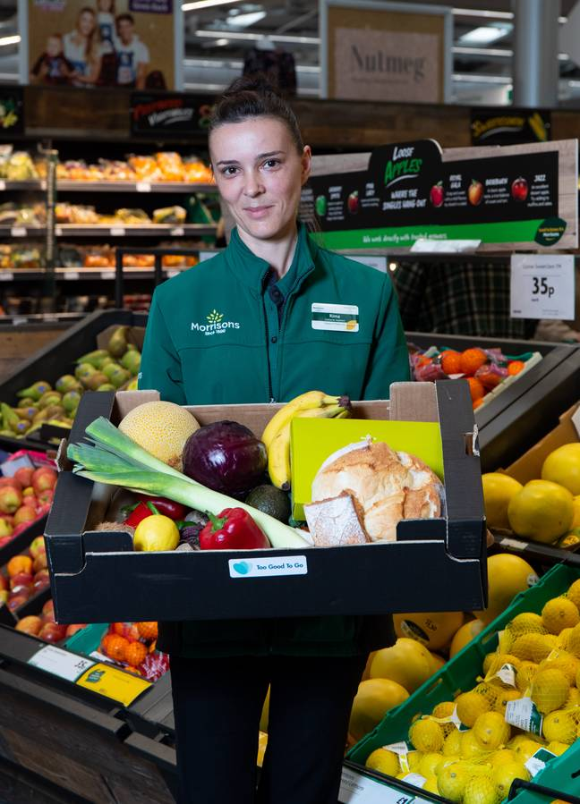 Morrisons will be providing the service from tomorrow. Credit: Morrisons