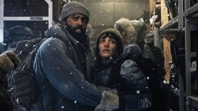 Snowpiercer is dropped on Netflix on 25 May. Credit: TNT