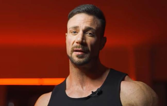 Noel hit out at fellow influencers for trying to sell steroids to young followers. Credit: YouTube
