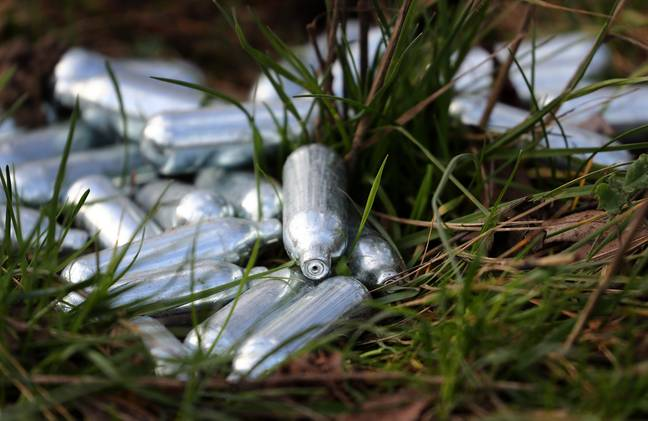 A woman has issued an urgent warning about the dangers of nitrous oxide. Credit: PA
