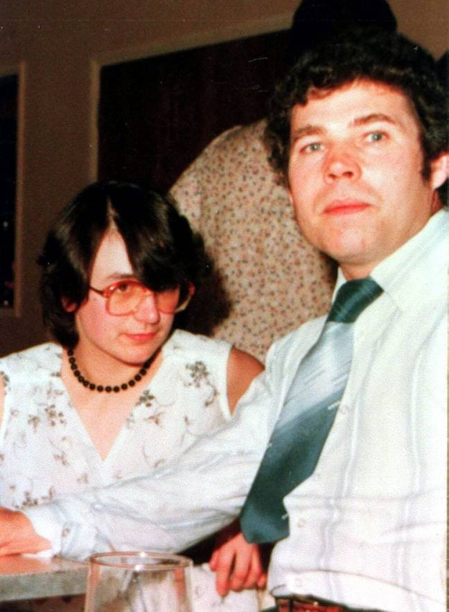 Fred and Rose West. Credit: SWNS