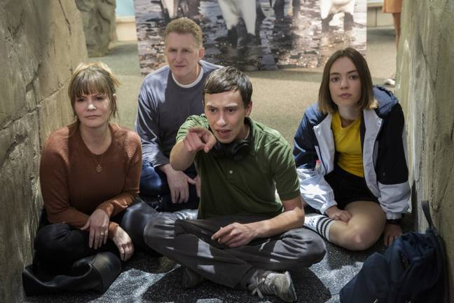 Atypical follows Sam, a teenager on the autistic spectrum. Credit: Netflix