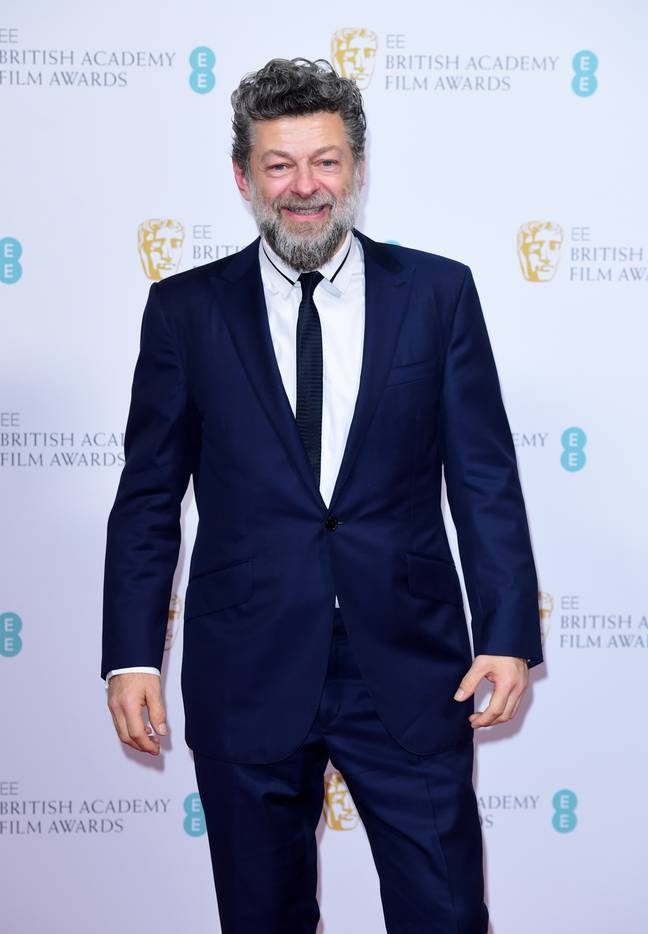 Andy Serkis will play Alfred Pennyworth in the new Batman movie. Credit: PA