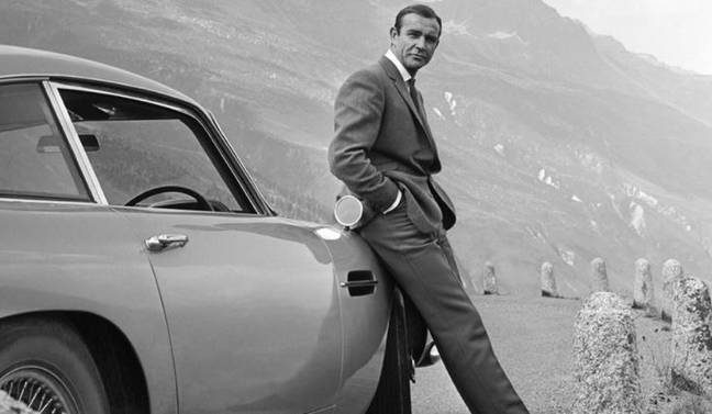 Sean Connery was the first Bond in the series. Credit: MGM