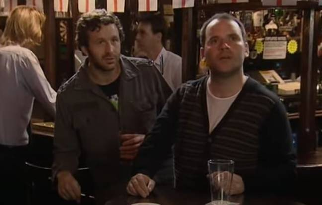 Peep Show was found to be the 'funniest British sitcom ever', according to a new study. Credit: Channel 4