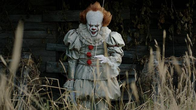 Pennywise in 'IT'. Credit: Warner Bros.