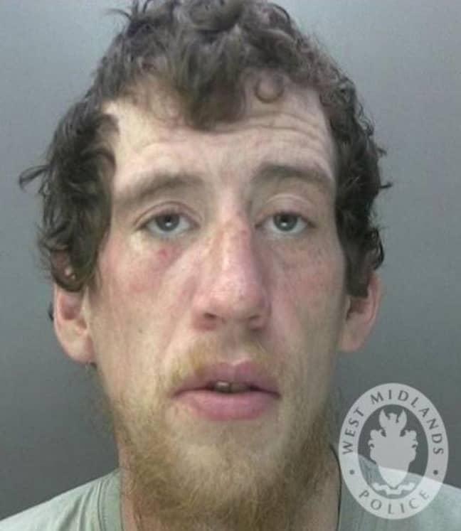 Gavin Casey. Credit: West Midlands Police