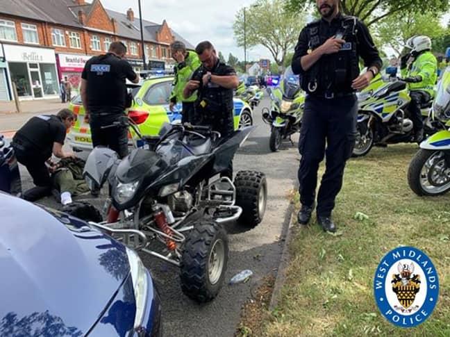 Credit: West Midlands Police