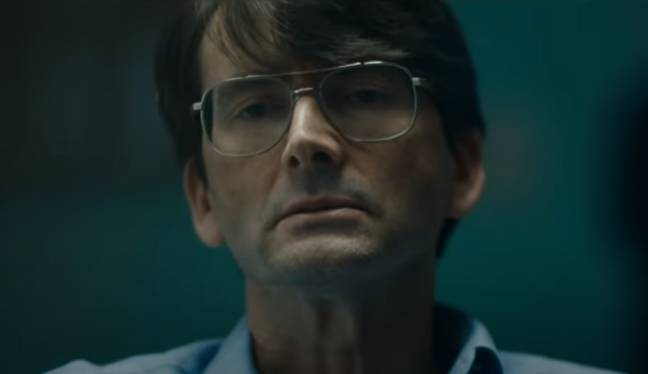Tennant has taken on the role of the notorious serial killer. Credit: ITV