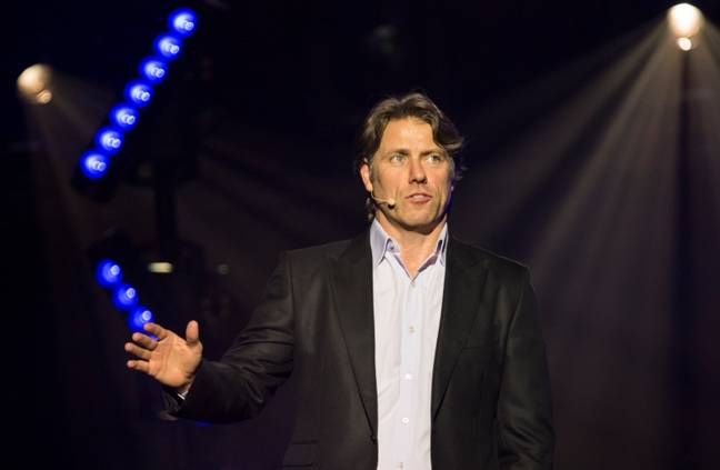 John Bishop Emotionally Says To Love Gay Children 'For Who They Are'. Credit: PA
