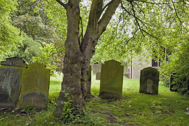 Covid restrictions limit the number of people who can attend funerals in the UK. Credit: PA
