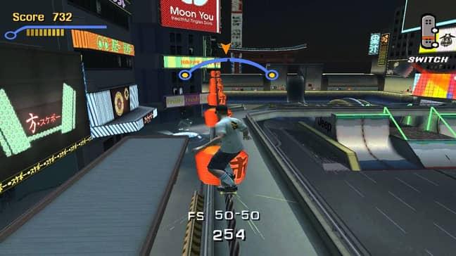 Tony Hawk's Pro Skater 3 / Credit: Activision