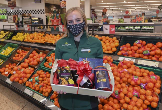 Shoppers at Morrisons must now wear a face covering. Credit: PA