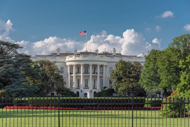 The White House, Washington D.C. Credit: Alamy